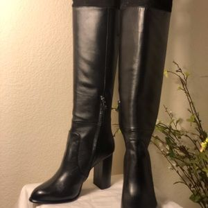 French Connection Calina Over the Knee Boot
